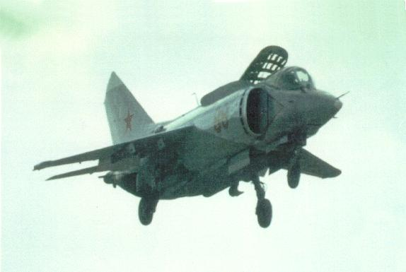 Yak 38 Forger Yakovlev