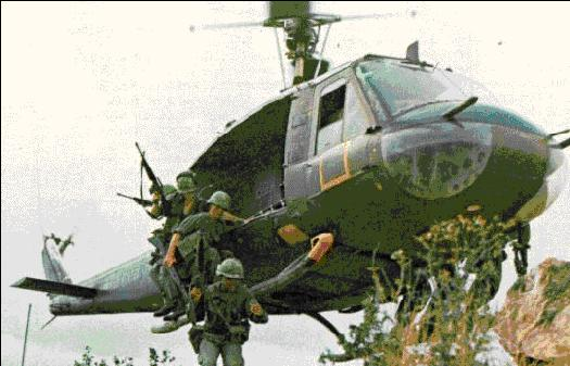 Uh 1 Huey Helicopter Military Aircraft