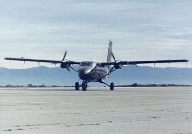 Uv 18a Twin Otter Military Aircraft