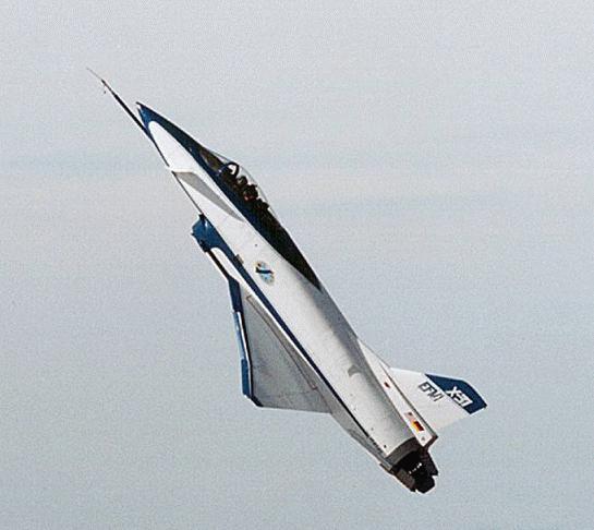اسرع 50 طائرة في العالم X-31-EC94-42478-16