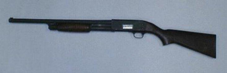 12-gauge Shotgun