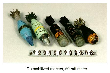 Mortar Cartridges