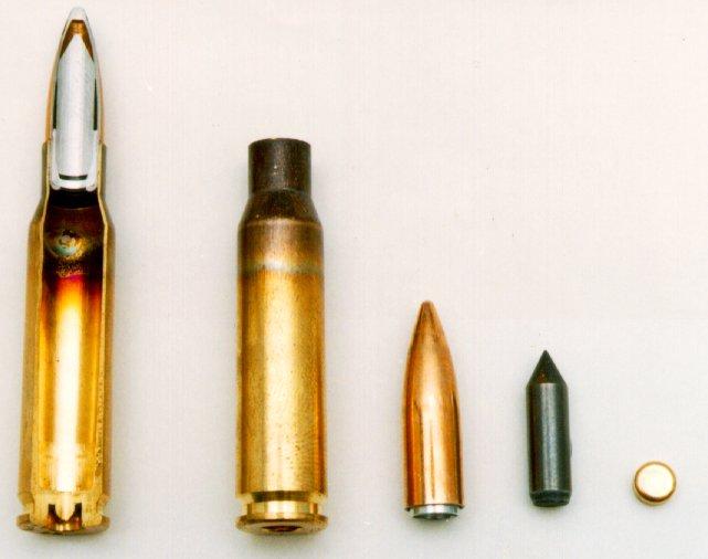 Quelle munition pour un Galil AR? 762ap