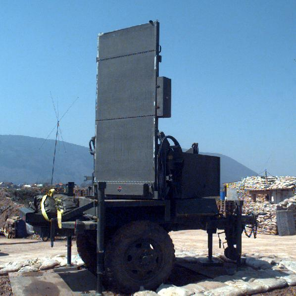 An Tpq 36 Firefinder Radar