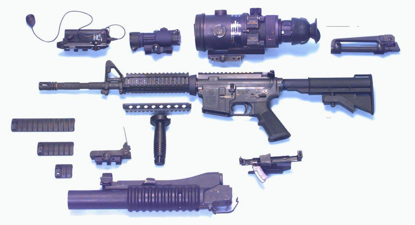M4 Cyclic Rate Of Fire