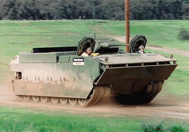 Advanced Amphibious Assault Vehicle