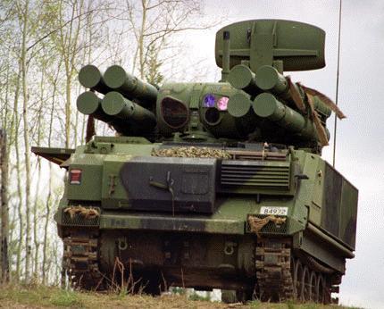 Air Defense Anti Tank System Adats
