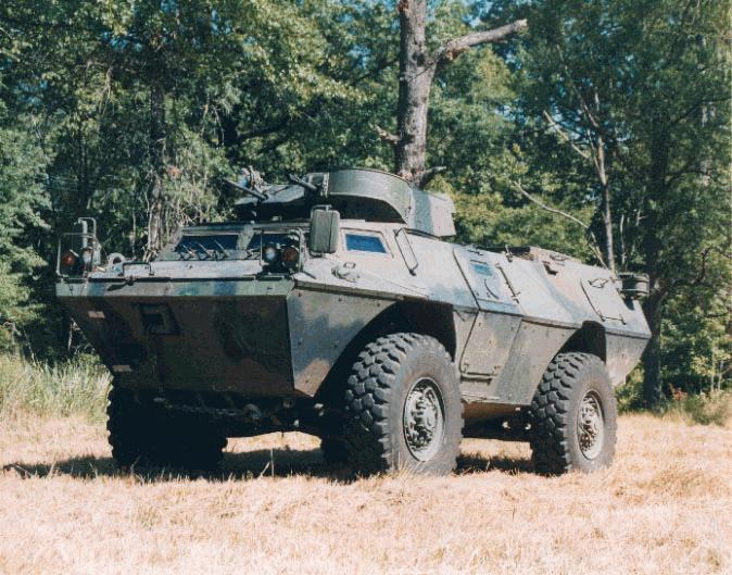 Xm1117 Armored Security Vehicle Asv