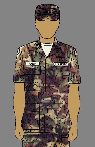 Bdu Battle Dress Uniforms