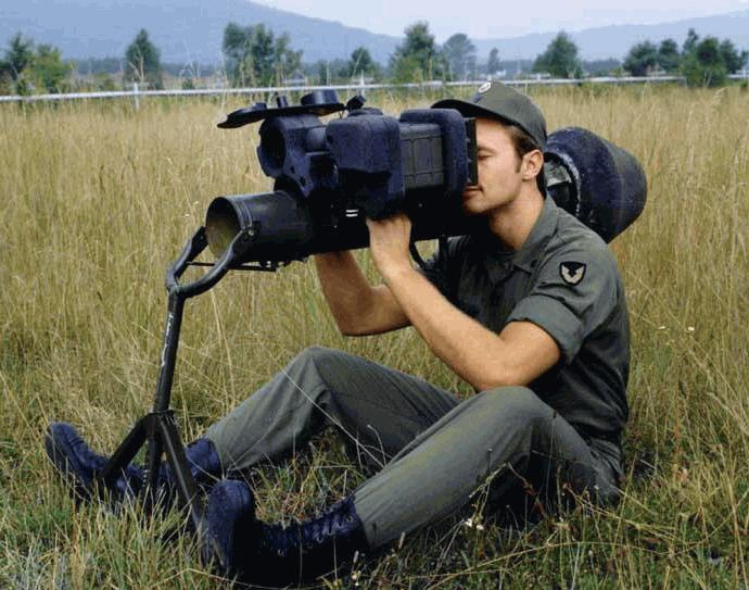 M-47 DRAGON Anti-Tank Guided Missile