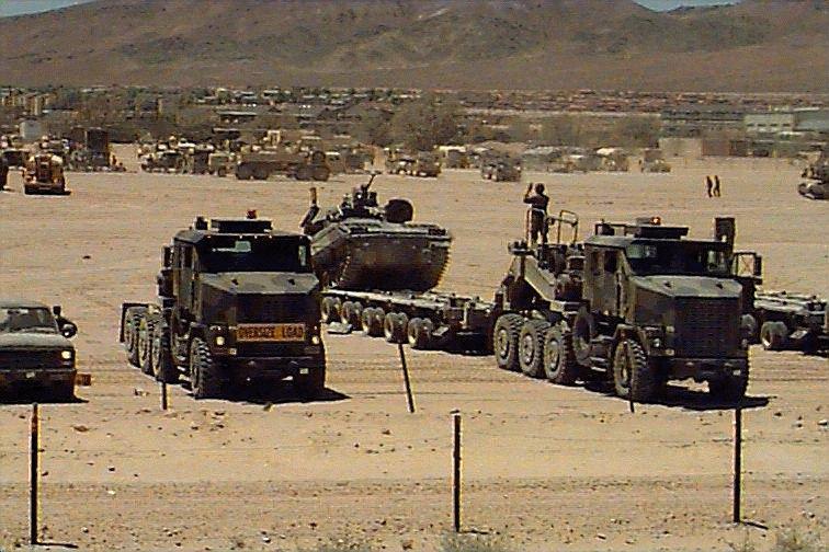 Heavy Equipment Transporter System Hets