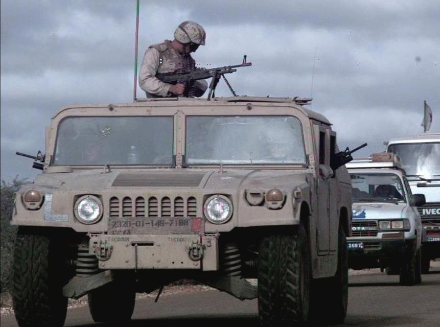 Sources and Resources  M1114 Hmmwv