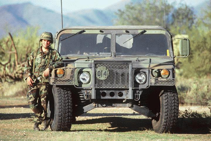 High Mobility Multipurpose Wheeled Vehicle Hmmwv M998