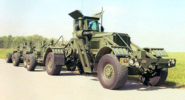 Interim Vehicle Mounted Mine Detector Ivmmd