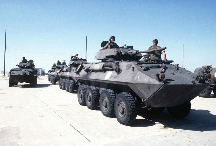 David Zhong - Armor LAV-25