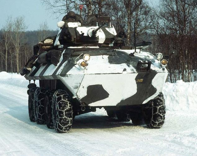 Light Armored Vehicle 25 Lav 25