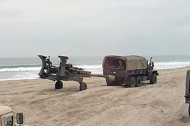 Xm777 Lightweight 155mm Howitzer Lw155
