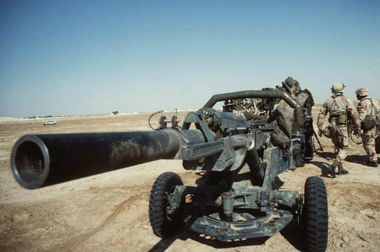 Sources and Resources  M102 Howitzer