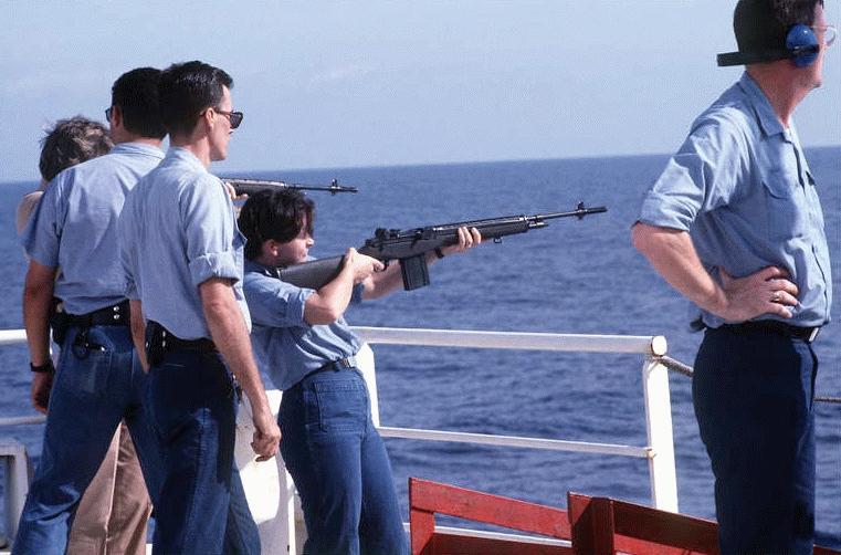 M14 7 62mm Rifle / M24 7 62mm Sniper Rifle