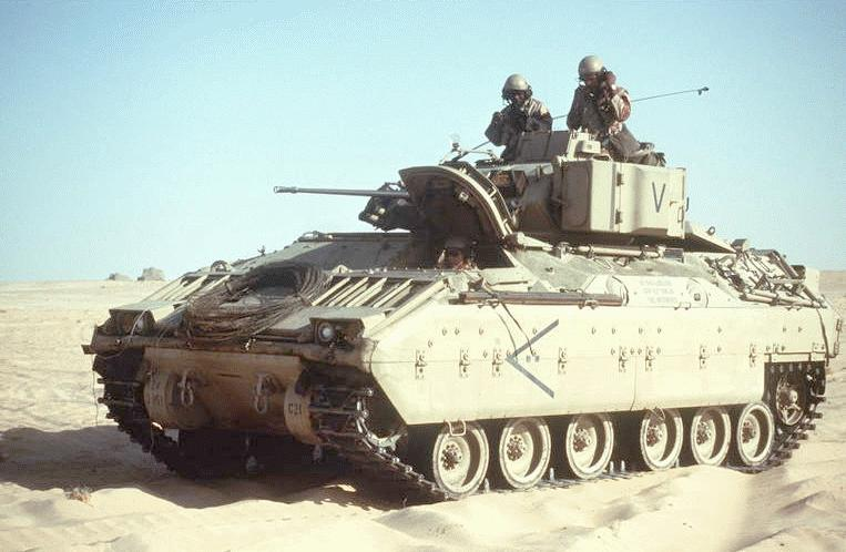 M2A3 and M3A3 Bradley Fighting Vehicle Systems (BFVS)