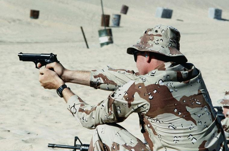 زي الجندي الامريكي وتجهيزاته القتاليه إضافة رد  M-9-dvic524