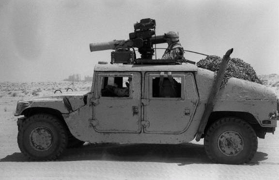 M966 M1036 Hmmwv Tow Missile Carrier M1045 M1046 Hmmwv