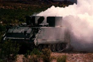 M1059a3 Lynx Smoke Generator Carrier