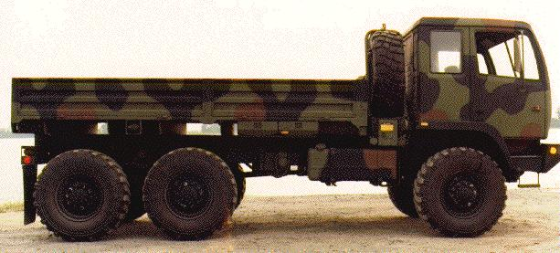 M1083 Standard Cargo Truck