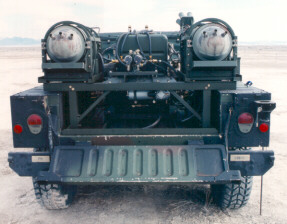 M1059A3 Lynx Smoke Generator Carrier