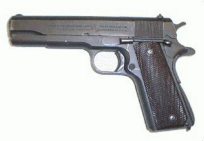 Kimber+40+cal+pistol