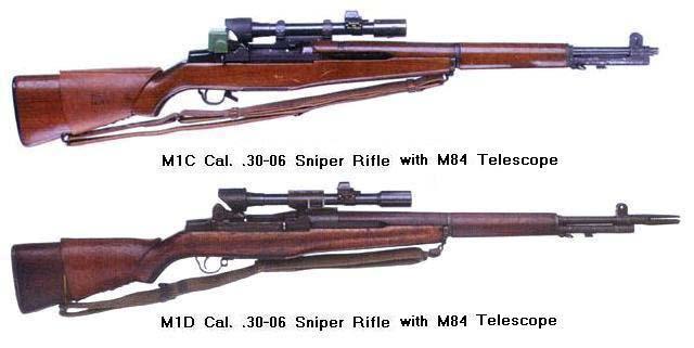 Rifle, Cal   30-06, M1, Garand