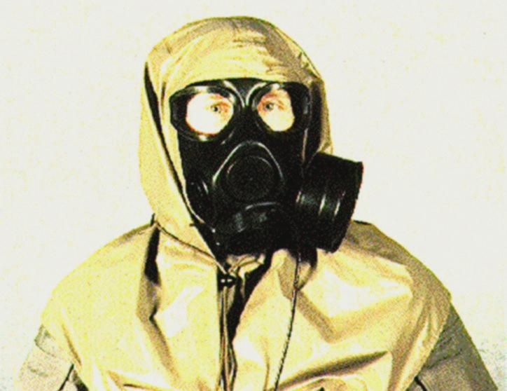 M45 Aircrew Chemical Biological Mask System