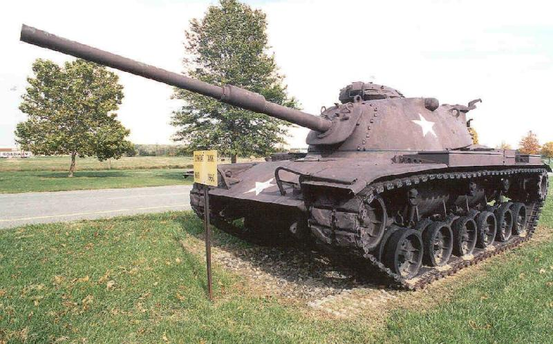 M60 For Sale >> M60 Series Tank (Patton Series)