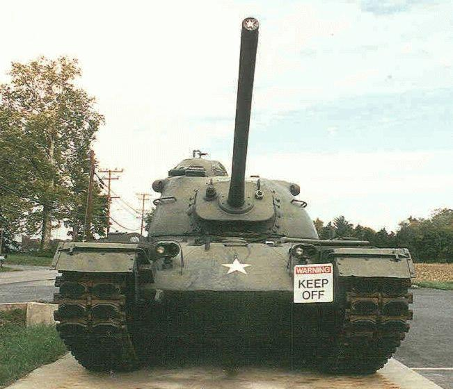 M60 Series Tank Patton Series