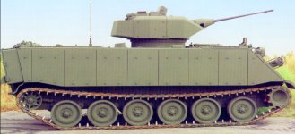 Infantry Fighting Vehicle Light (IFVL)