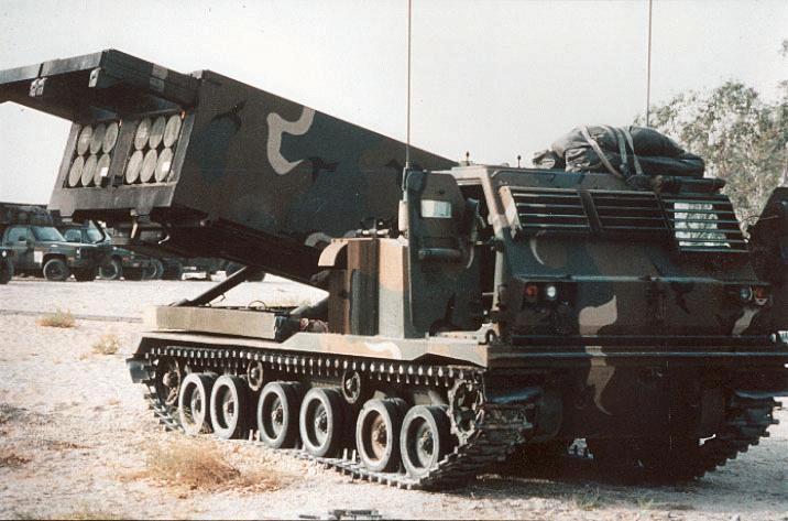 Resultado de imagen para MLRS M270