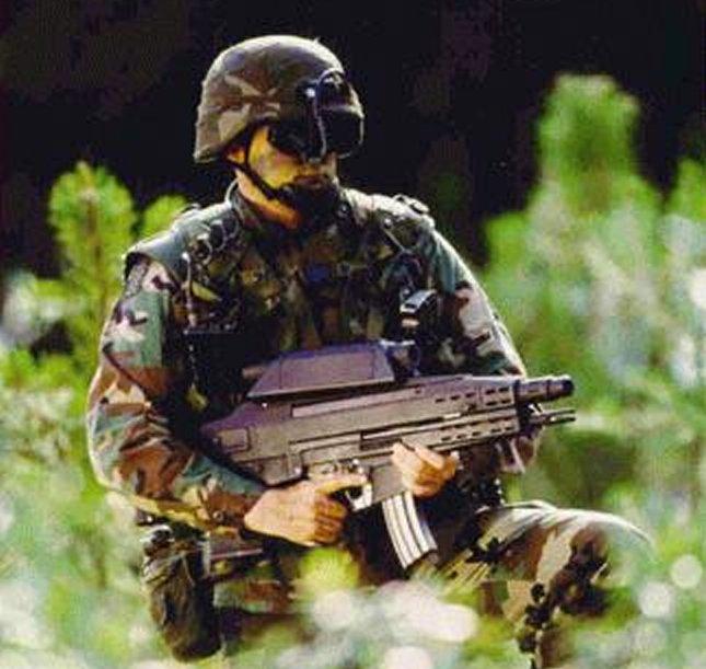 زي الجندي الامريكي وتجهيزاته القتاليه إضافة رد  Oicw_atd