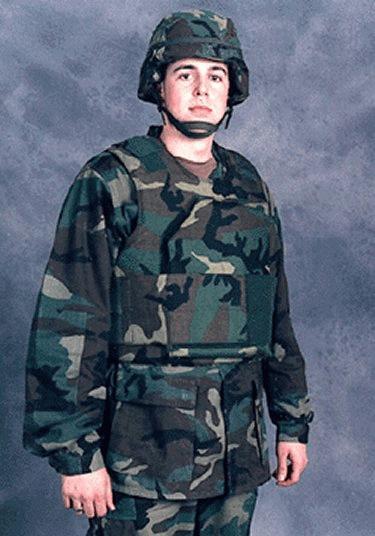 Ranger Body Armor
