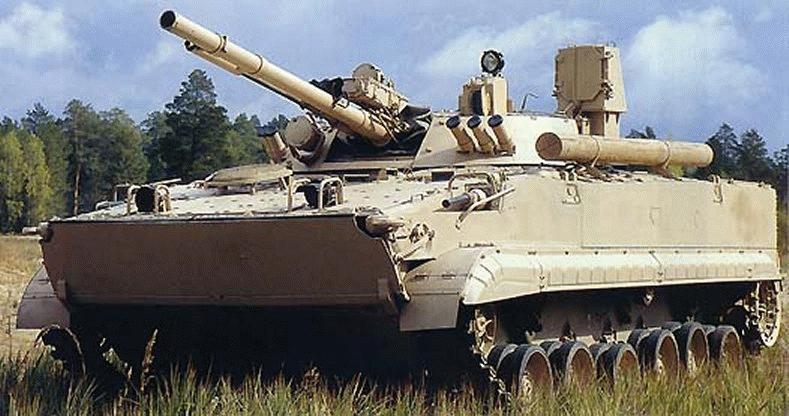 Armored Combat vehicules APC/IFV (blindés..) Bmp-3_9