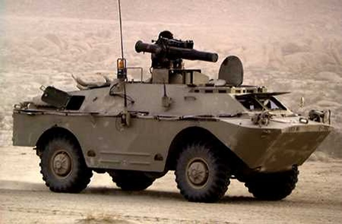 Egyptian Ground Forces - Page 2 Brdm-2-ntc