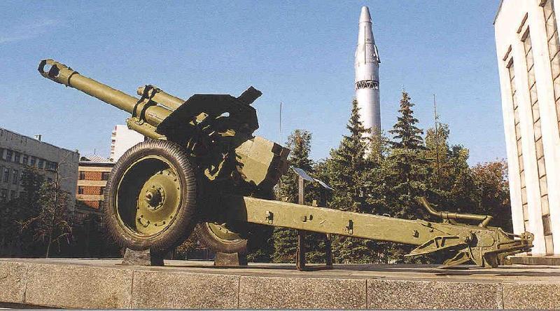 المدفعيه المصريه والسوريه والاسرائيليه  M30-001