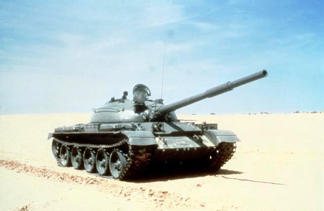 Русские танки №7 - Т-62