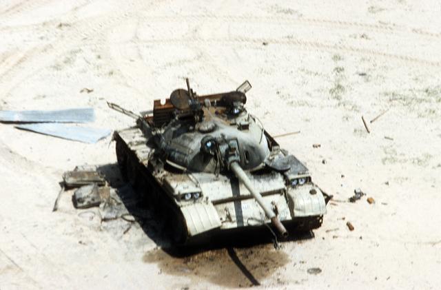 T54/T55 Main Battle Ta...