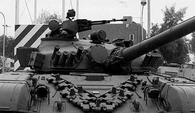 T72 Tank Characteristics