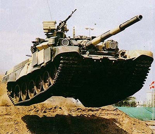 T-90 Rus Tankı Hakkında Bilgi