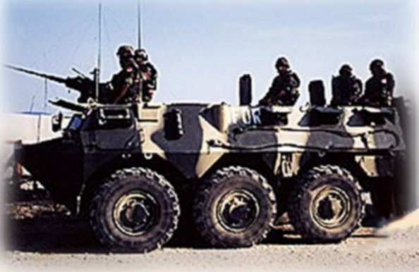 Armored Combat vehicules APC/IFV (blindés..) Vab-6x6