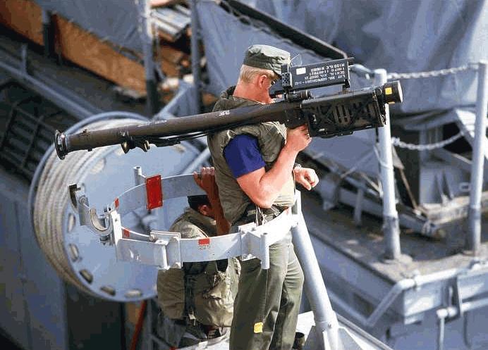 Fim 92a Stinger Weapons System Rmp Amp Basic