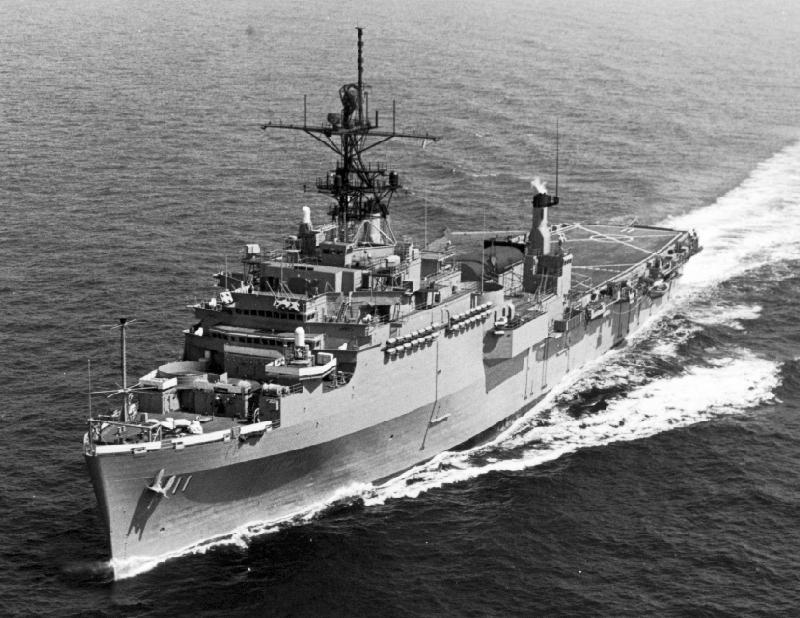Agf 11 Coronado Navy Ships