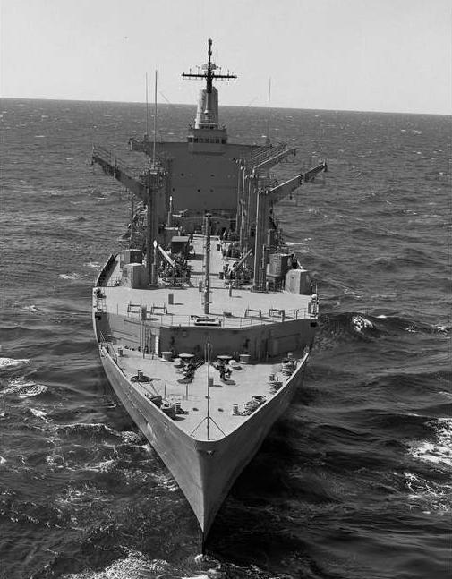 AO-177 Cimarron - Navy Ships