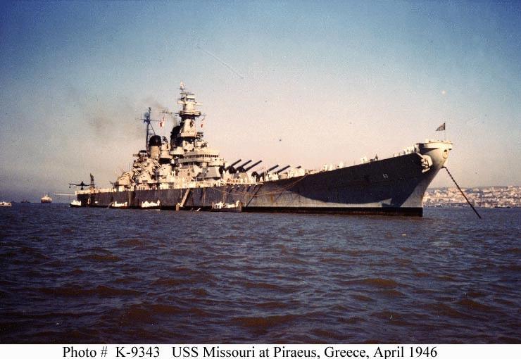 BB-61 IOWA-class - Navy Ships
